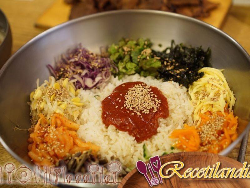 Easy Bibimbap, cocina coreana