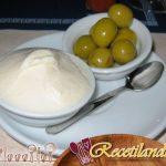 Salsa de limón y eneldo