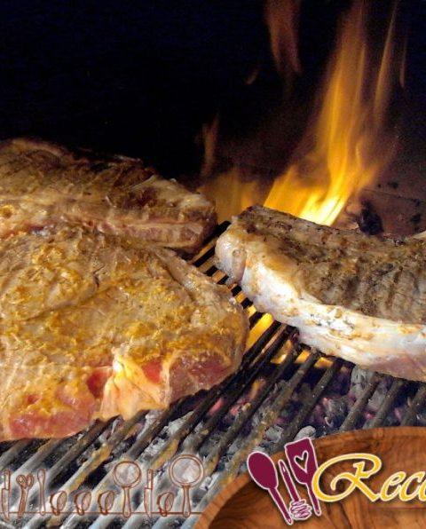 Bistec a la Florentina (Florentine Steak)