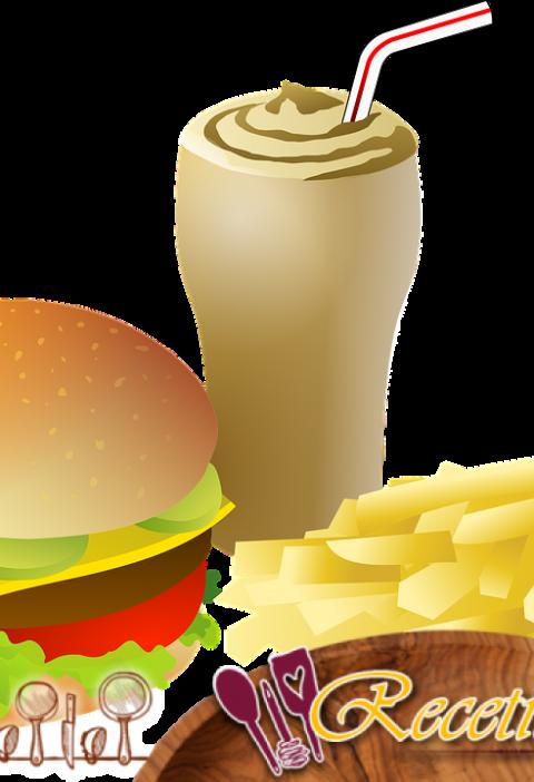 Bollo de hamburguesa sin huevo y sin leche