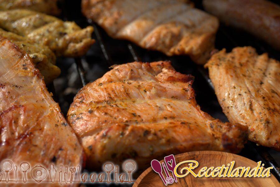Paletilla de Texas (Paletilla de carne a la parrilla)