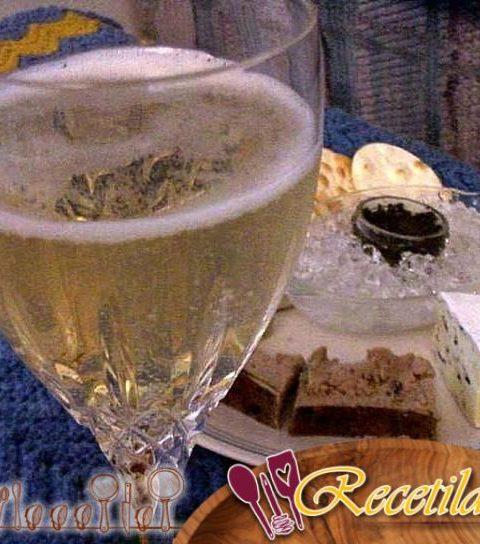 Caviar y Champagne, la combinación perfecta?