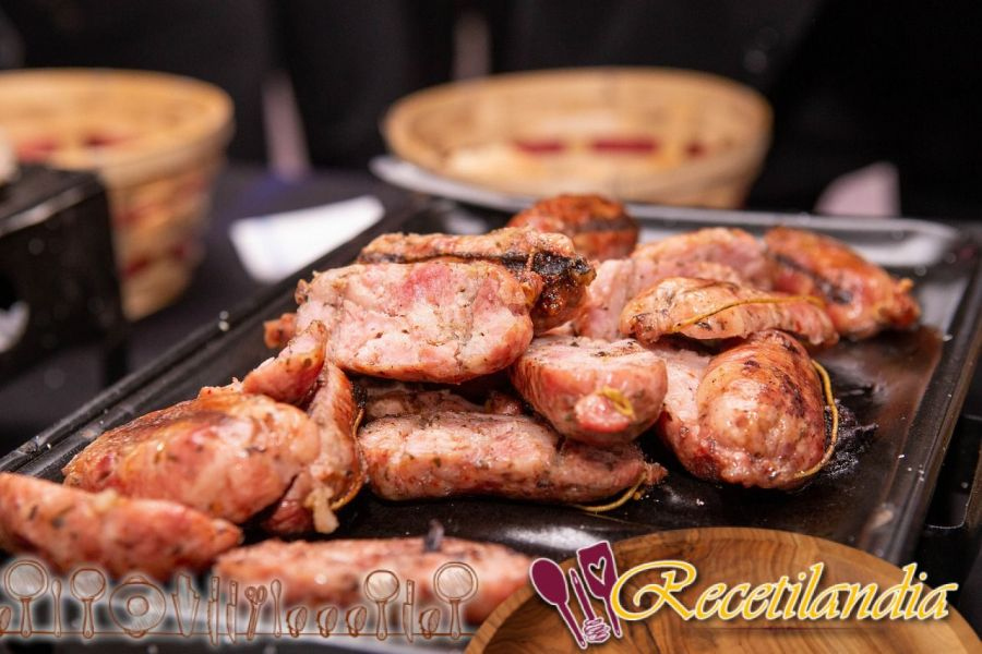 Rollos de Chorizo