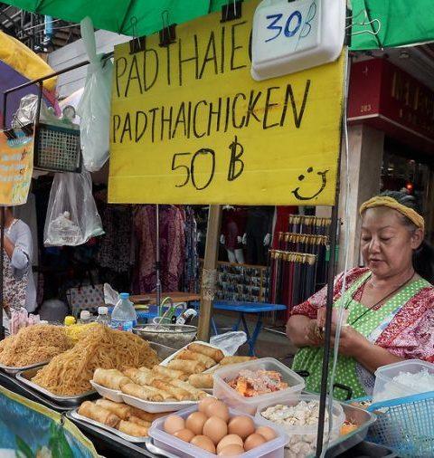 Cómo cocinar arroz tailandés