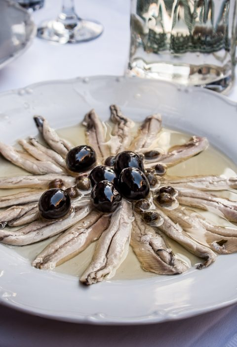 Crema de Anchoas