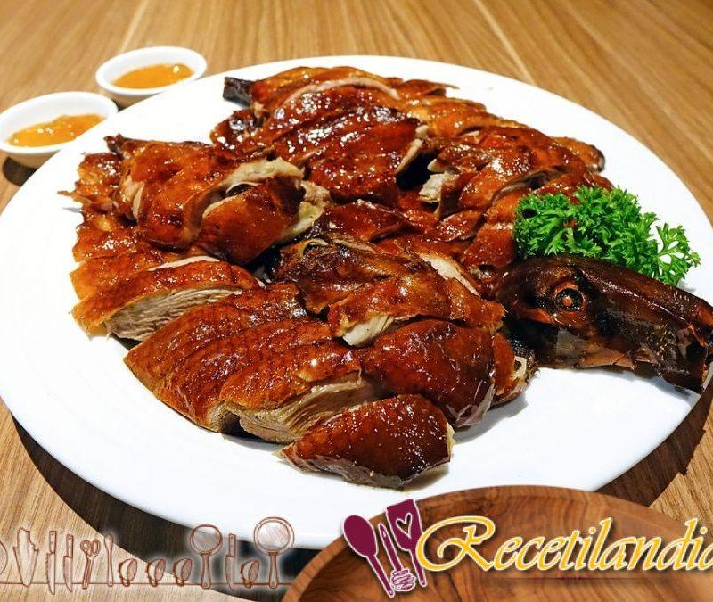 El pato asado: pechuga de pato, solomillo, tournedos, muslos