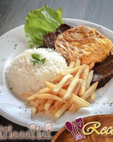 Ensalada de carne Reblochon y Grisons