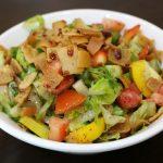 Tri-Tip con Salsa de Tomate Ahumado Sartén Invertida