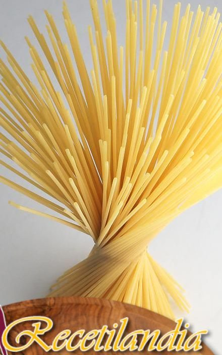 Espaguetis de la noche de San Lorenzo