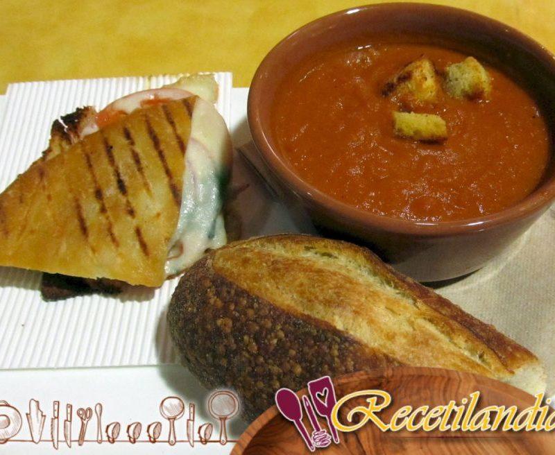 Gazpacho ahumado