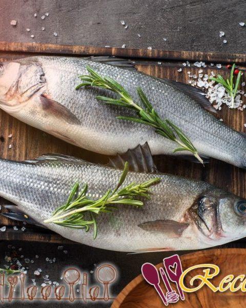Lubina, un pescado de carne fina y delicada