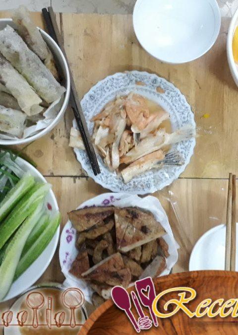 Makis de jamón de Bayona con nuevas verduras