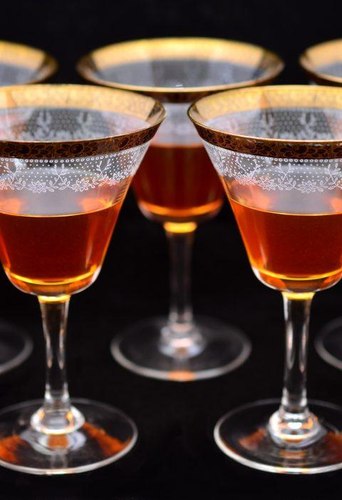 Martini ahumado