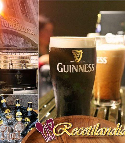Mejillones Guinness