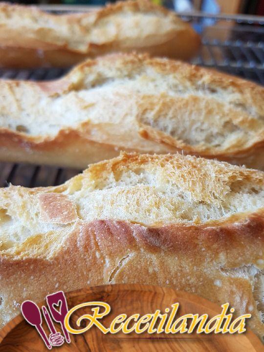 Pan casero en cazuela