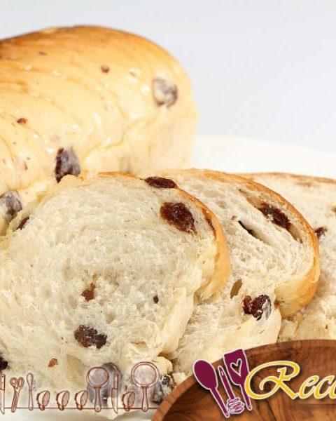 Pan con pasas