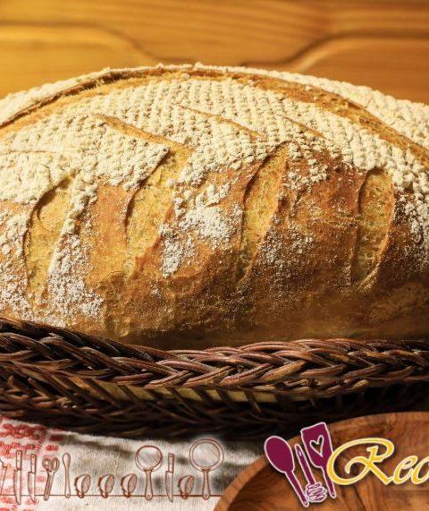 Pan de centeno y cereales