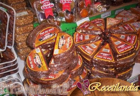 Pan de higo y centeno