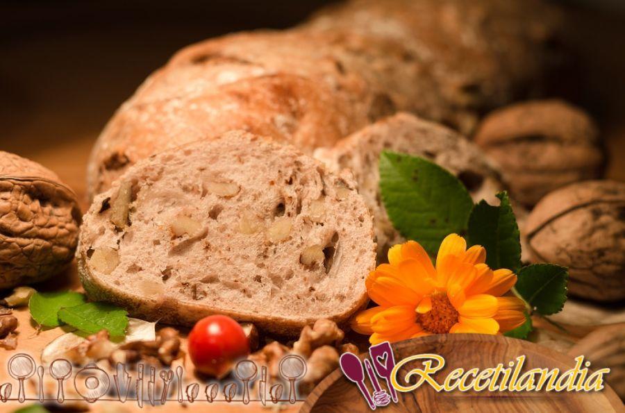 Pan de nueces a la antigua usanza