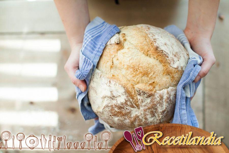 Pan de harina Francine en MAPA