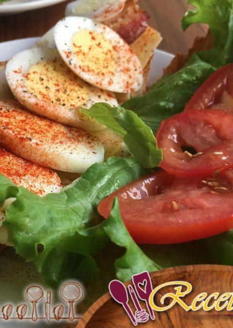 Fougasse con tomates confitados y piñones