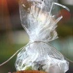 Dorso de bacalao en corteza de avellana y jugo de jerez