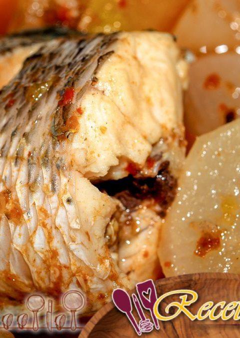 Pechugas de pollo en salsa picante