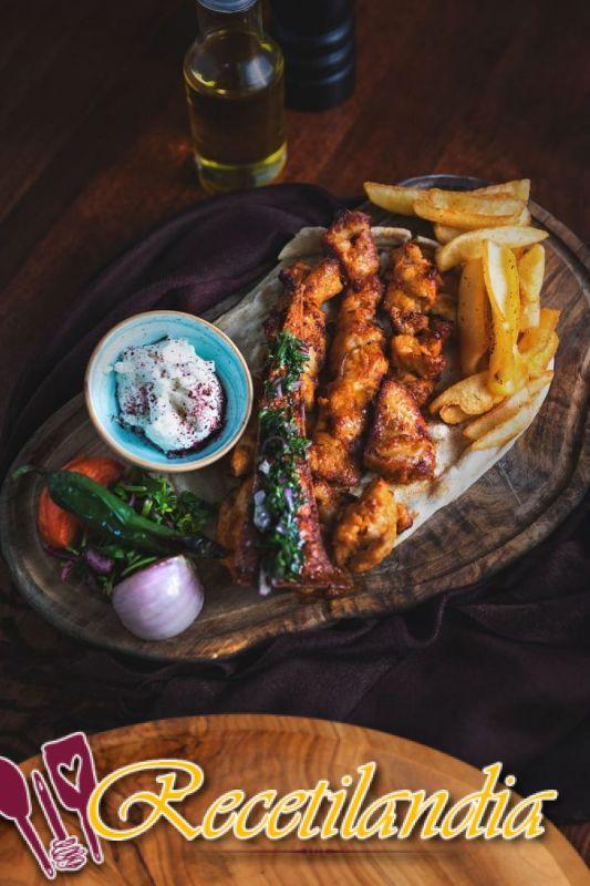 Pollo al Estilo de Yallahs