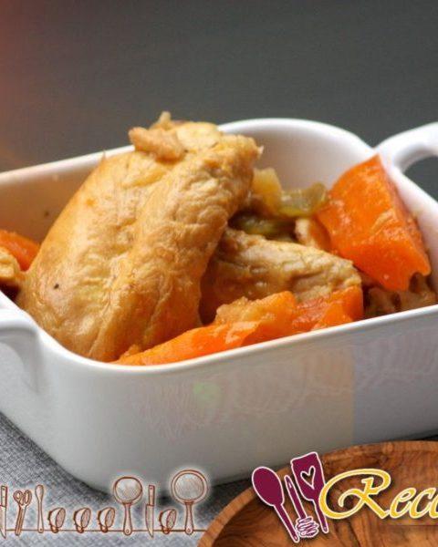 Pollo al Limón con Delicook (Versión sin posibilidad)