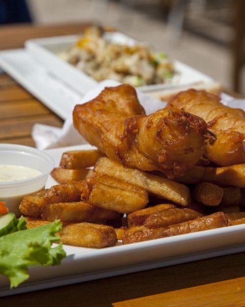 Pollo frito con jengibre