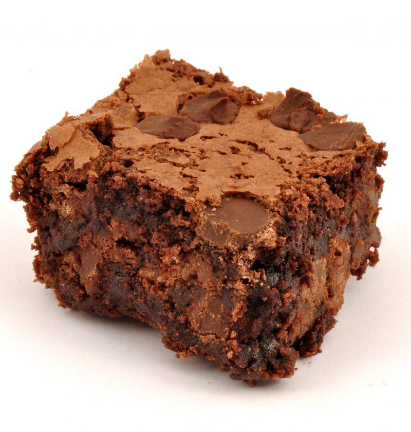 Salt Slab Chocolate Brownie S'Mores