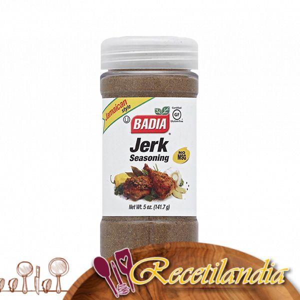 Sazonador de Jerk